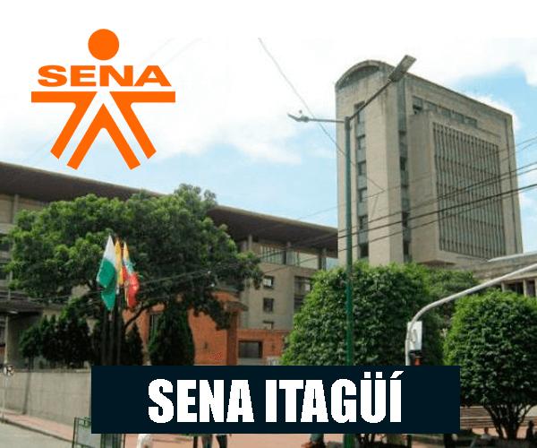 Sede del Sena Itagüí